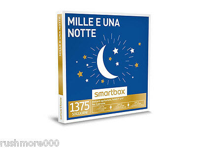 Mille e una notte - Smartbox digitale e-box - Voucher ebox
