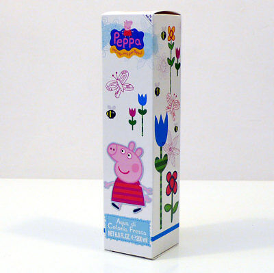 Peppa Pig Acqua Di Colonia Fresca 200 Ml