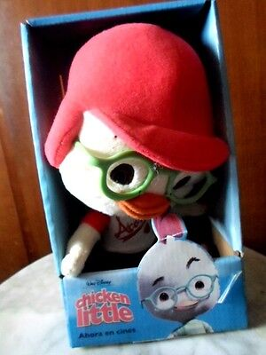 "Peluche ""chicken Little"" - Walt Disney"