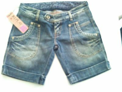 REPLAY pepe jeans short jean 36 neuf