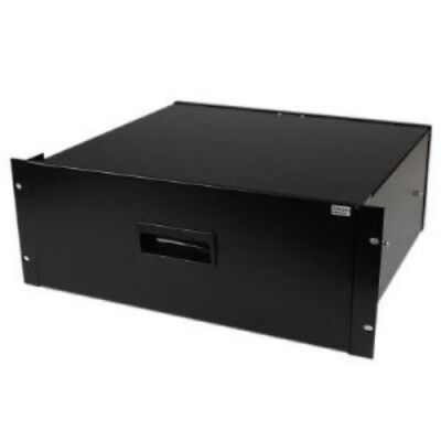 NEW STARTECH 4UDRAWER 4U STORAGE DRAWER FOR 19 RACKS/CABINETS....b.