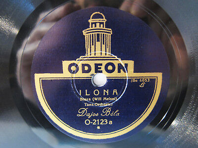 78rpm DAJOS BELA & ARTHUR BRIGGS - Deep Henderson (Black Bottom) - HOT-DANCE !
