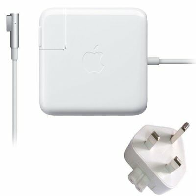 """Genuine Used Apple 60w MagSafe1 Macbook Pro13"""" charger adapter A1185 A1184 A1278"""