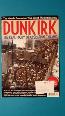 DUNKIRK THE REAL STORY OF OPERATION DYNAMO 2017 ungelesen 1A abs.TOP