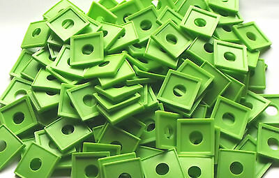 Deposit Coins Tokens 24 x 24mm Event Event Party wm-l Green
