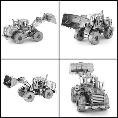 Cat WHEEL LOADER Puzzle New Styles 3D Metal Assembly Model Creative Decoration