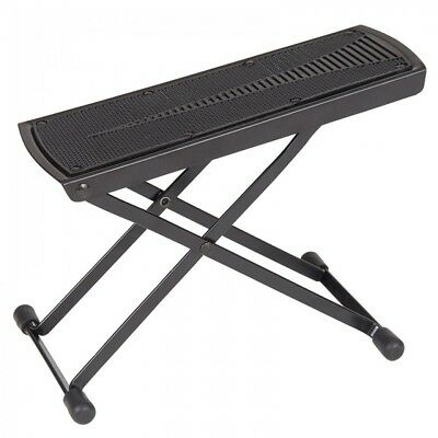 Kinsman FS230 Adjustable Guitarist's Footstool - New Boxed