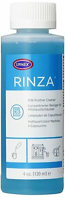 Rinza Milk Frother Cleaner, 4oz Bottle