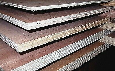 12 mm EXTERIOR EUCALYPTUS PLYWOOD HARDWOOD FACES VARIOUS BOARD SIZES