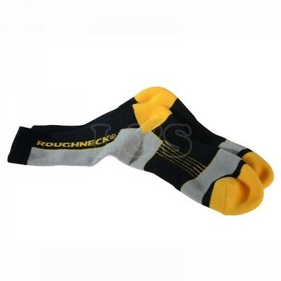 Twin Pack Compression Boot Socks Size 6-12 (EU 39-47) - Roughneck RNKSOCKS