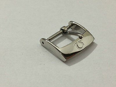 New 16Mm/18Mm Omega Stainless Steel Buckle,new El Model.a+ Quality--