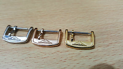 Longines,strap Buckles For Longines,genuine,sizes 16Mm,18Mm.a+ Quality--