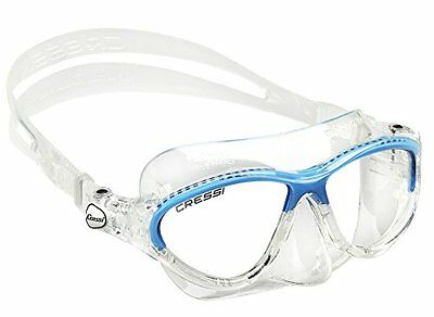Cressi U.S.A. DN200620 Moon Kid - Clear/- Choose SZ/Color.