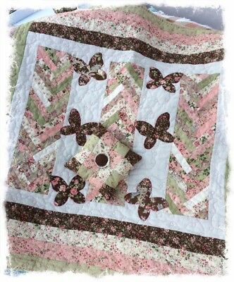 Butterfly Charm Quilt Pattern