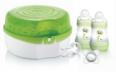 MAM Microwave Steam and Cold Water Steriliser