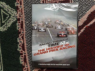 Racing Through Time: History Of Grand Prix Racing - Region 2 Dvd - F1 - Sealed