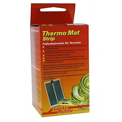 Lucky Reptile Thermo Mat Strip Heizmatte 15W Selbstklebend 58x15cm Heizung