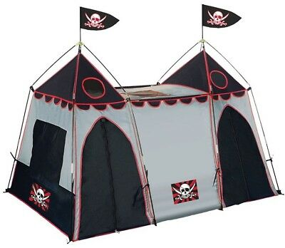 Gigatents Pirate Hide-Away Kids Playhouse Outdoor Camping Castle Play Tent NEW