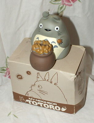 My Neighbor Totoro Acorns Coin Piggy Bank With Box