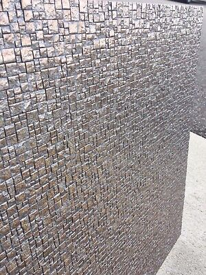 """Textured Wall Panels/kitchen Tile - Lot Of 2 Pieces - Size 23 1/2"""" X 48"""" X 3/16"""""""