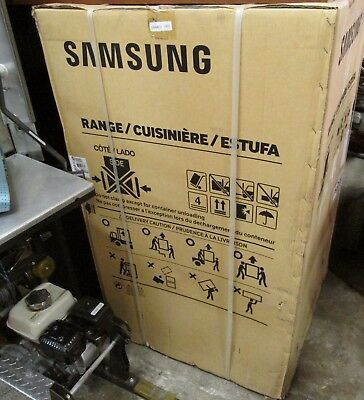 "Samsung NX58K3310SS 30"" Gas Range Stainless Steel BRAND NEW ! LOCAL PICK UP"
