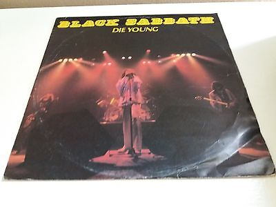 "black sabbath die young 12"" vinyl single 1980"