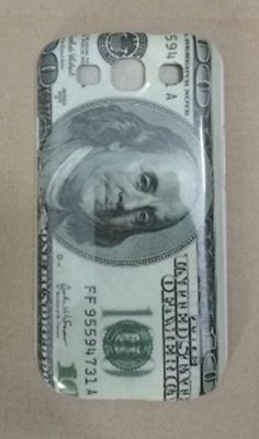 Cute U.S. Dollar Money Picture Hard Back Case Cover for Samsung Galaxy SIII S3