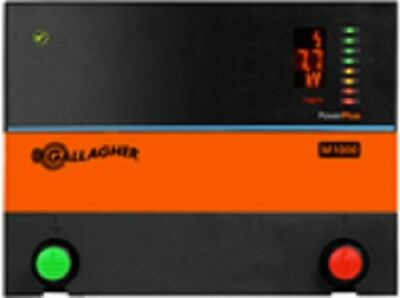Gallagher M1000 10.0 Joule Electric Fence Charger