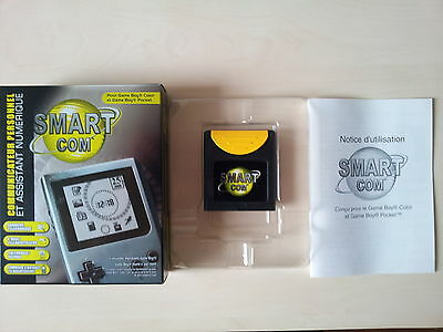 "GameBoy Color & Pocket Modul ""SmartCom"" - Organizer by BigBen NEU&OVP, Retro"