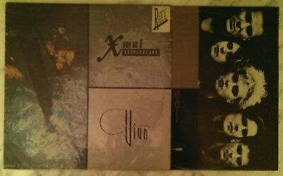 Xmal Deutschland - Viva - Lp Vinyl. Gothic Rock New Wave