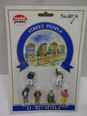 Model Power O Scale Street People. 6066. New Free Shipping.