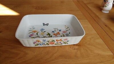Aynsley Cottage Garden HyStyle Oven To Tableware Serving Dish