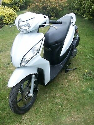 2016 Honda Nsc 50 Scooter Low Miles Delivery Possible