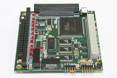 RTD EMBEDDED TECHNOLOGIES DM7520HR-8 PC/104-Plus 12-Bit Analog I/O DAQ Module