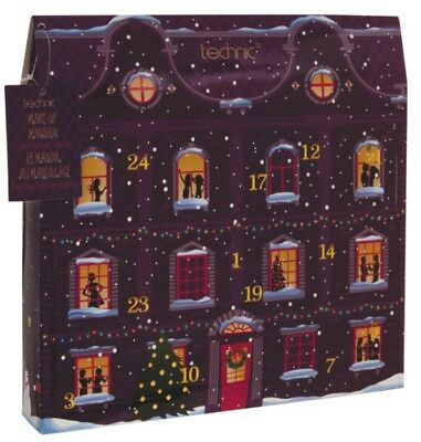 Technic Make-Up Mansion Cosmetic Advent Calendar 24 Day