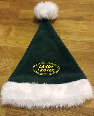 Novelty land rover Christams hat.