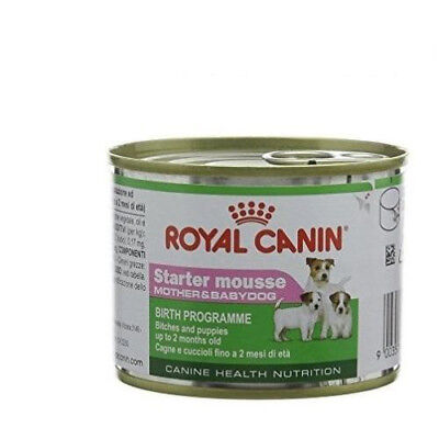 Lata 195g Royal Canin STARTER MOUSSE MOTHER&BABYDOG perros cachorros y madres