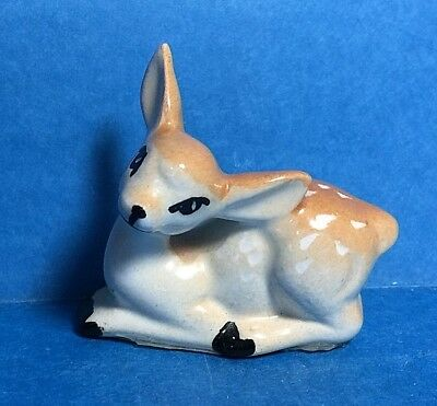 Vintage Ceramic Fawn/ Doe/Deer Figurine   #16