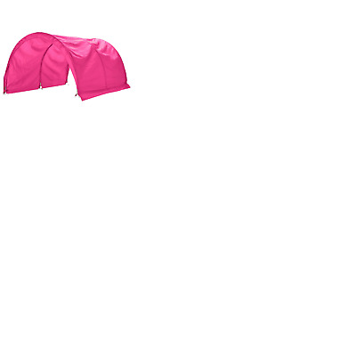 KURA Kids Bedroom Tent, Bed Canopy, Pink,160 cm-IKEA Brand New