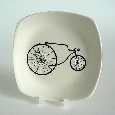 Midwinter Terence Conran 1850 Tricycle Pin Tray Velocipede Cycles Pickle Dish