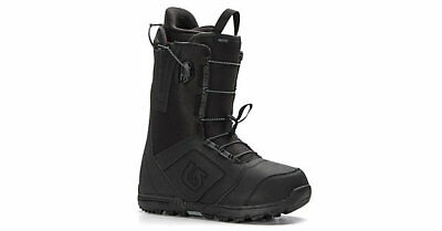 2018 Burton Men's Moto SpeedZone Black Size 10
