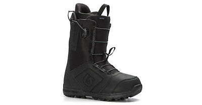 2018 Burton Men's Moto SpeedZone Black Size 11.5