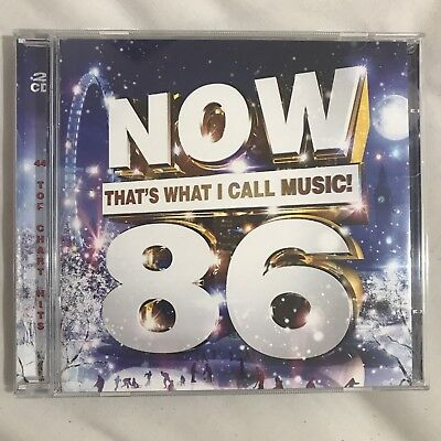 Now That's What I Call Music 86 CD