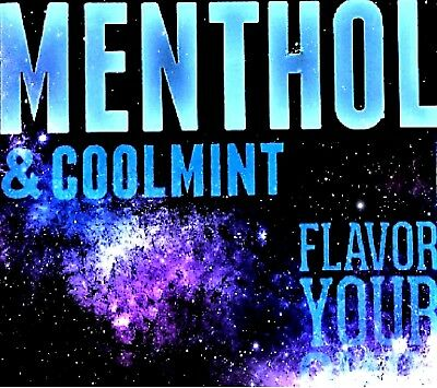 3 x SPECIAL FLAVOR Cards MENTHOL COOLMINT for IQOS HEETS PREMIUM AROMA