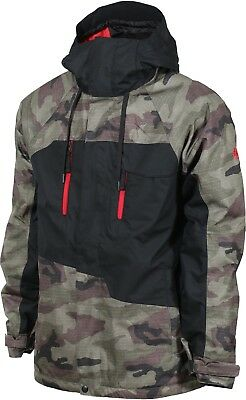 2018 Mens 686 Geo Insulated Jacket Size Small