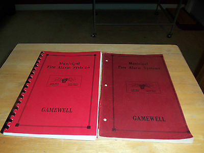 1917 Gamewell Fire Alarm Systems