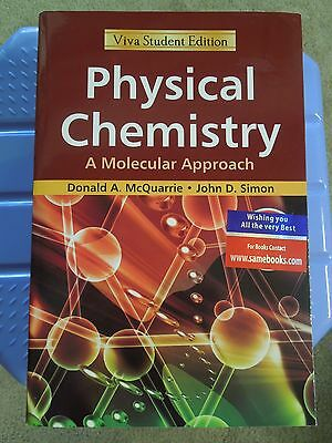 Physical chemistry a molecular approach by mcquarrie 2800 physical chemistry a molecular approach by john d simon and donald a fandeluxe Choice Image
