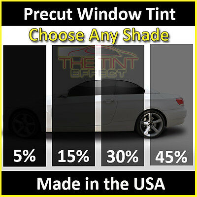 Precut Window Tint for Dodge Ram 2500 Extended Cab 94-02 Sunstrip Any Shade