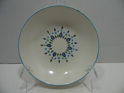 Stetson China Marcrest Swiss Alpine Chalet Serving Bowl Mid Century Modern