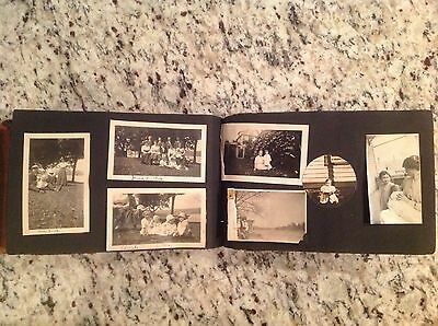 Named 1900's Scrapbook photos 125+ pictures